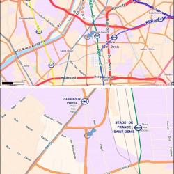 Location Bureau Saint-Denis 1426 m²