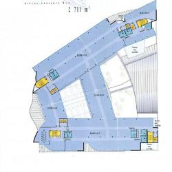 Location Bureau Paris 13ème 4066 m²