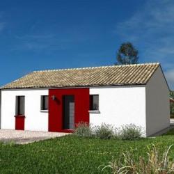 Maison  3 pièces + Terrain  813 m² Argenton-l'Église