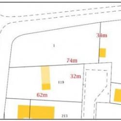 Location Terrain Noyal-sur-Vilaine 4002 m²