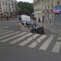 Location Local commercial Paris 10ème 117 m²