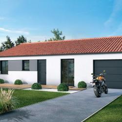 Maison  3 pièces + Terrain  527 m² Saint-Sulpice
