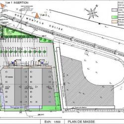 Vente Local d'activités Lattes 2039 m²
