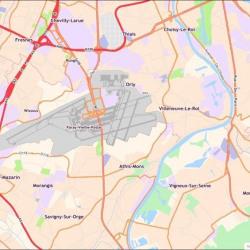 Vente Local d'activités Villeneuve-le-Roi 6178 m²