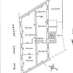 Location Bureau Puteaux 265 m²
