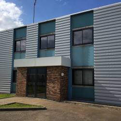Location Local d'activités Rogerville 1870 m²