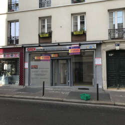 Location Boutique Paris 12ème