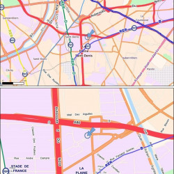 Location Bureau Saint-Denis 335 m²