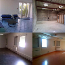 Location Bureau Montpellier 491 m²