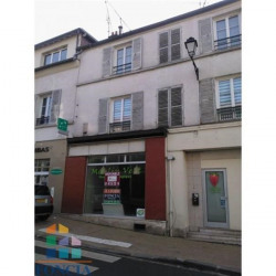 Location Local commercial Bièvres 86,45 m²
