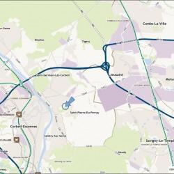Location Local d'activités Saint-Pierre-du-Perray 479 m²