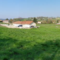 Terrain  de 550 m²  Saint-Jean-de-Bournay  (38440)