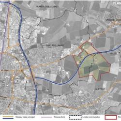 Vente Terrain Quetigny 145500 m²