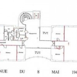 Location Bureau Guyancourt 976 m²
