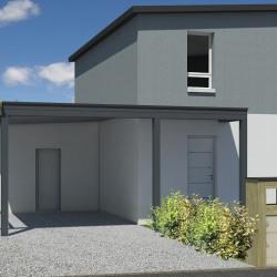 Maison  4 pièces + Terrain   m² Taillis