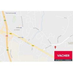 Location Local d'activités Tresses 375 m²