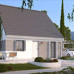 Maison  2 pièces + Terrain  300 m² Étampes