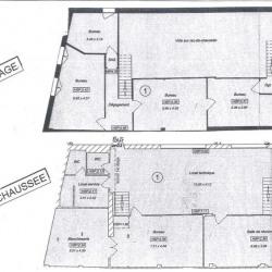 Location Local d'activités Maxéville 270 m²