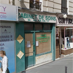 Location Local commercial Paris 14ème 27 m²
