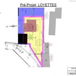 Maison  4 pièces + Terrain  464 m² Loyettes