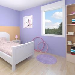 Maison  2 pièces + Terrain  500 m² Sainte-Tulle
