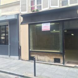 Location Local commercial Paris 2ème 40 m²
