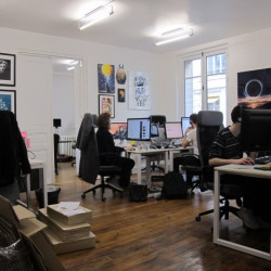 Location Bureau Paris 10ème 137 m²