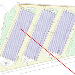 Location Entrepôt Signes 1600 m²