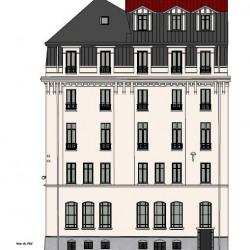 Vente Bureau Lyon 2ème 212 m²