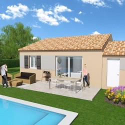 Maison  3 pièces + Terrain  263 m² Forcalquier