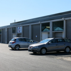 Location Local d'activités Vénissieux 138 m²