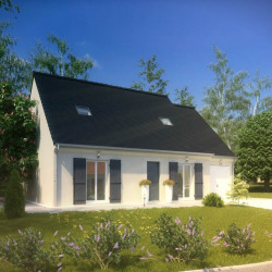 Maison  5 pièces + Terrain  300 m² Mouy