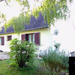 Bleury superbe maison T5/6 130 m² sur sous-sol total. Terrai