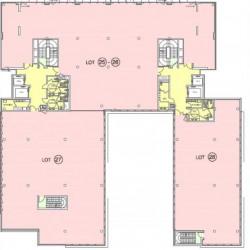 Location Bureau Lyon 7ème 1663,3 m²