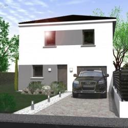 Maison  5 pièces + Terrain  433 m² Givors
