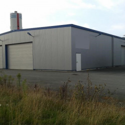 Vente Entrepôt Gainneville 820 m²