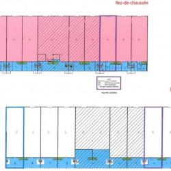 Location Local d'activités Coignières 987 m²