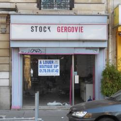 Location Local commercial Paris 14ème 58 m²