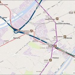 Location Local d'activités Nanterre 240 m²
