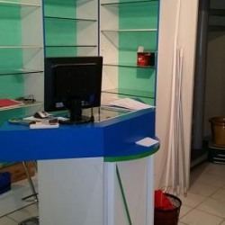 Location Local commercial Carros 90 m²