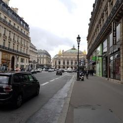 Cession de bail Local commercial Paris 2ème 367 m²