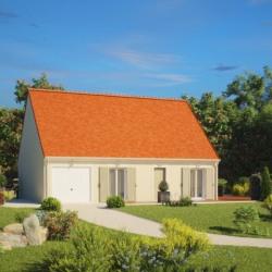 Maison  2 pièces + Terrain  600 m² Rantigny