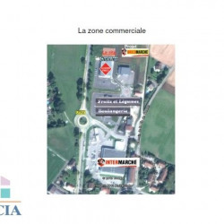 Location Local commercial Aoste 150 m²