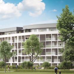 photo appartement neuf Mérignac