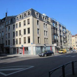Location Bureau Nancy 165 m²