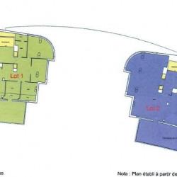 Location Bureau Béziers 875 m²
