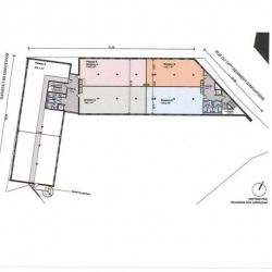Location Bureau Rouen 777 m²