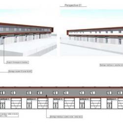 Vente Entrepôt Melesse 2100 m²