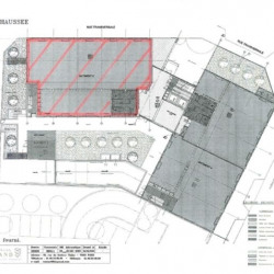 Location Bureau Gennevilliers 745 m²