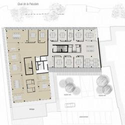 Location Bureau Bordeaux 306 m²